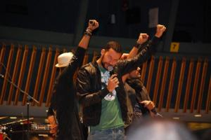 Concert For Pakistan, UN General Assembly Hall, New York